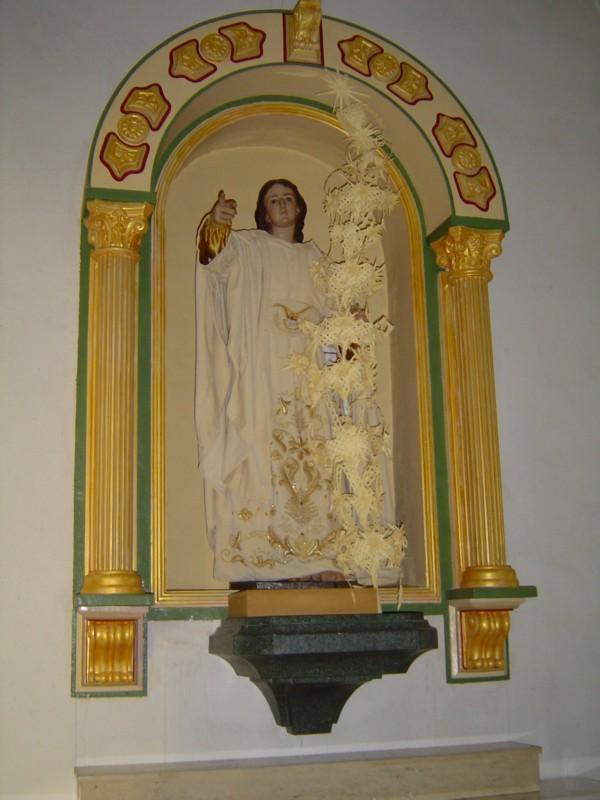 Imagen de San Juan de Francisco Sánchez Araciel